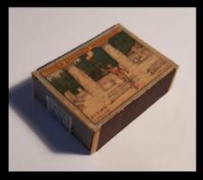 GREECE  OLYMPICS  FLAME TORCH 1936  MATCHBOOK  MATCH BOX