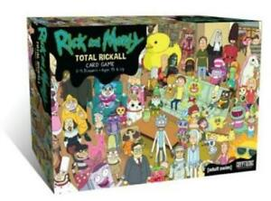 Cryptozoic Cardgame Rick and Morty - Total Rickall NM