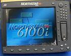 Northstar 6100i 12 Gps Chartplotter Mfd Display Working But Screen De-lam