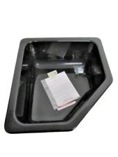 Kinro Black 17 x 18 x 7 Rv Corner Sink Kitchen Bath Camper Motor Home Blk1718P7