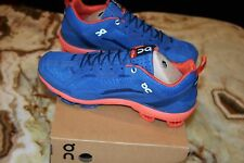 ON CLOUDRUNNER SWISS ENGINEERING MEN'S RUNNING SHOES DARK BLUE/GINGER SIZE 11.5
