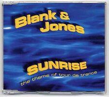 Blank & Jones Maxi-CD Sunrise - 4-track CD