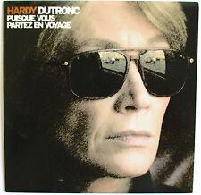 """FRANÇOISE HARDY & JACQUES DUTRONC - CD PROMO """"PUISQUE VOUS PARTEZ EN VOYAGE"""""""