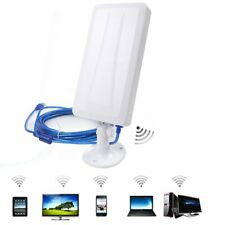 WiFi Antenna Long Distance booster Wireless for Vista/Linux/Windows 7/10 UK
