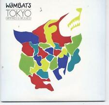 THE WOMBATS - rare CD Single - Europe - Acetate
