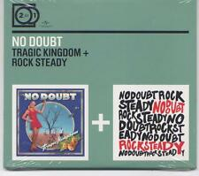 NO DOUBT - rare CD album x 2 - Europe - Sealed