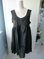 ASOS Little Black Party Dress in Black Size 12