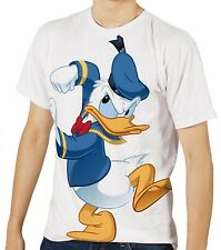 Donald Duck Herren Kurzarm T-Shirt Tee wa1 aao30499
