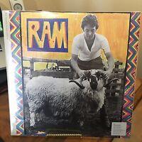 Ram by Paul McCartney (May-2012, ) 2 VINYL LP 180 GRAM AUDIOPHILE BEATLES