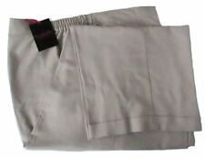 Plus Size Viscose Tailored 28L Trousers for Women