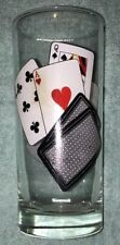 Playing Card - Poker - Drinking Glass