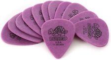 Jim Dunlop Tortex Standard Guitar Picks - Purple 1.14mm -  Pack of 12 Picks