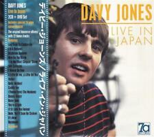 DAVY JONES - LIVE IN JAPAN (NEW SEALED 2CD+DVD Digipak)