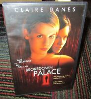 BROKEDOWN PALACE DVD MOVIE, CLAIRE DANES, KATE BECKINSALE, BILL PULLMAN, GUC