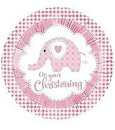 Christening Day Balloons Party Ware Decoration Cross Dove Novelty Gift Helium