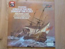 ASD 4401 - STANFORD SONGS FOR SEA AND FLEET - DEL MAR -  VINYL LP RECORD