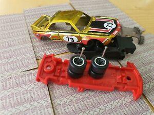 HOT WHEELS SUPER TREASURE HUNT '73 BMW CSL 3.0 RACE CAR GOLD UNSPUN RR WATA