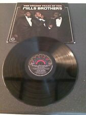 THE MILLS BROTHERS - The Golden Years Of The Mills Brothers (LP)