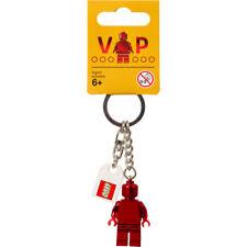 LEGO VIP Schlüsselanhänger Rot Metallic Key Chain RED CHROM UCS VIP
