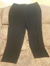 Talbots Heritage Dress Pants Women's Size 16 Black