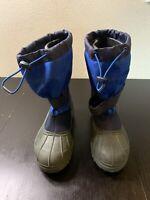 Columbia Sportswear Womens Waterproof Gray Snow Mud Boots Women Size 6 Sh1