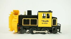 Lionel O Scale Rio Grande Rotary Snow Plow Diesel Engine Item 6-8459 NEW