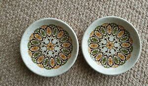 Vintage Royal Worcester Palissy Small Dishes