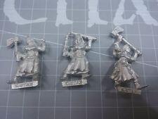 3 X SORELLE SISTERS SIGMARITE - MORDHEIM WARHAMMER GAMES WORKSHOP