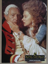 Q193/3 - COUPLE-AF  - Nigel Hawthorne/ Helen Mirren - The Madness of King George
