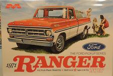 1971 FORD RANGER XLT MOEBIUS MODELS 1:25 SCALE PLASTIC MODEL KIT