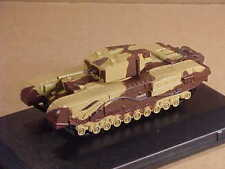 OXFORD #76CHT001 1/76 WWII UK Churchill MK.III, 1 of 6 Kingforce at el Alamein