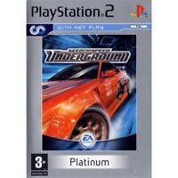 [PS2] Need for Speed: Underground