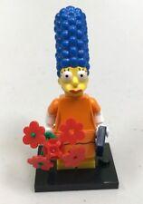 Genuine LEGO Minifigure Marge Simpson - Complete - Simpsons Series 2 - sim029