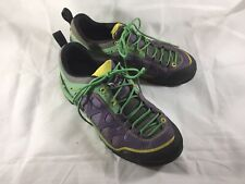 Salewa Womens Firetail 3 Approach Shoes Size US 7, EUR 38 Hiking Climbing Vibram
