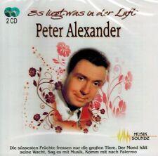 Musica-DOPPIO CD NUOVO/scatola originale-Peter Alexander-è cosa nell'aria