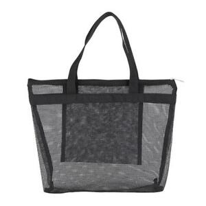 Mesh Shower Caddy Tote Bag Hanging Portable Toiletry Bag for College Dorm Bath