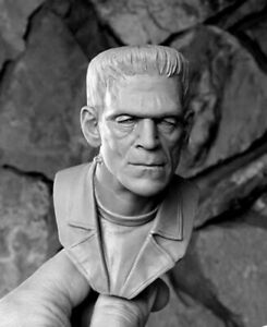 Frankenstein monster resin bust 1/4 scale J.Yagher resin model kit