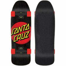 Santa Cruz Classic Dot 80s Cruiser Skateboard Komplett Minicruiser Cruiserboard