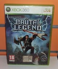 Brutal Legend XBOX360 USATO ITA
