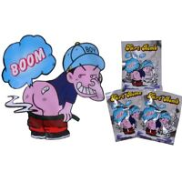 8x.Neuheit lustiges Fart Bomb Taschen Stinkbombe Smelly Gags praktische Wit X8K4