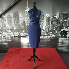 Stunning Dress (Navy-Size 8) Prom, Cruise, Ball, Cocktail, Bridesmaid, Races