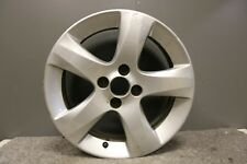 "1 GENUINE ORIGINAL VAUXHALL CORSA D FACELIFT 16"" ALLOY WHEEL SILVER 13338769"