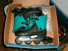 Ultra Wheels Mens Cross-Trainer Blue Roller Inline Skates Size 13 Original Box