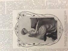 m10-9c ephemera picture margaret cooper society entertainer