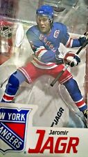 2007 McFarlane NHL Hockey Series 16 Jaromir Jagr #40 Action Figure NY Rangers