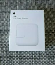Apple 12w Usb Power Adapter Wall Charger for Apple iPad 2 3 4 Air OEM Brand New