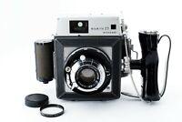 【 EXC+5 】Mamiya Press 23 Standard + 90mm f3.5 + 6x4.5&6x6 Back From JAPAN #598-1