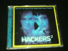HACKERS 2<>MOTION PICTURE SOUNDTRACK<>Canada CD °1997; ATTIC ACD 1495