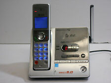 At&T Digital Answering Phone System Console Only - Expandable To 12 Extensions