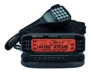 New in Box Kenwood TM-D710GA 2m/70cm 50W Radio - Free Shipping Worldwide!!!